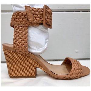 Schutz Endy Leather Sandals